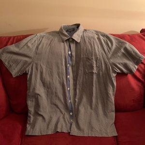 Nat nast button up shirt